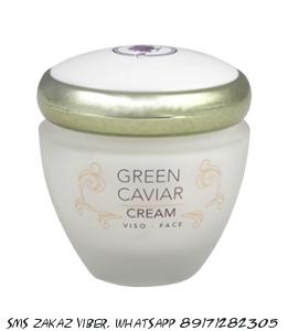 Крем Зеленая икра Vivasan