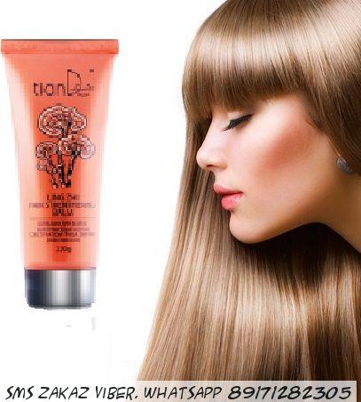 Бальзам для укрепления корней волос с ганодермой ТианДе